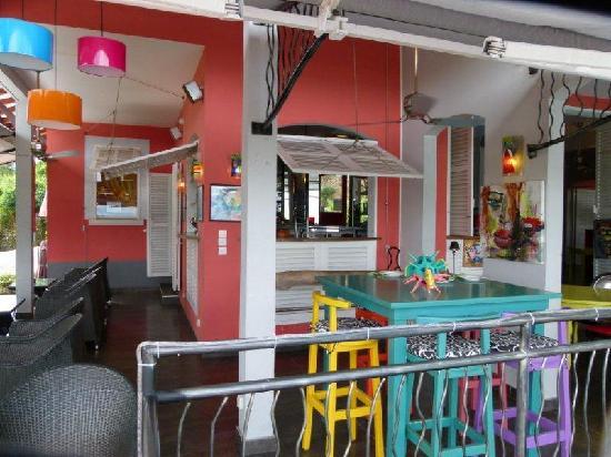 La Suite Villa : Bar and Restaurant