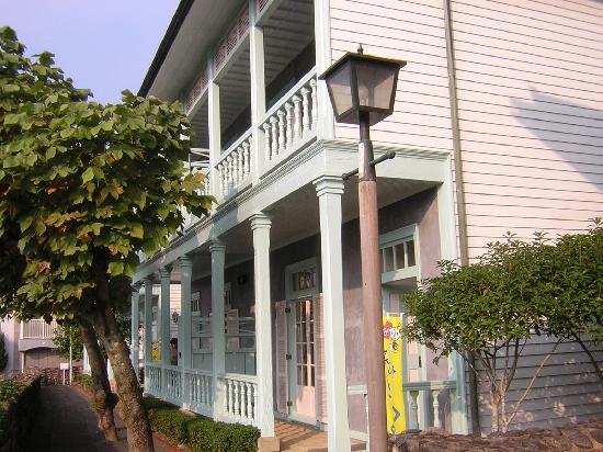 Higashiyamatechiku Machinami Hozon Center: 保存センター外観