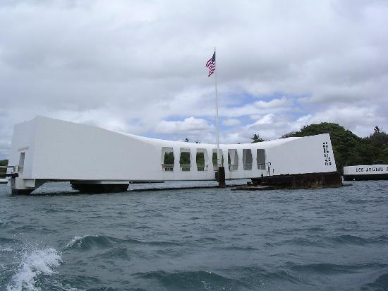 Pomnik USS Arizona/Pomnik narodowy WW II Valor in the Pacific: Arizona Memorial