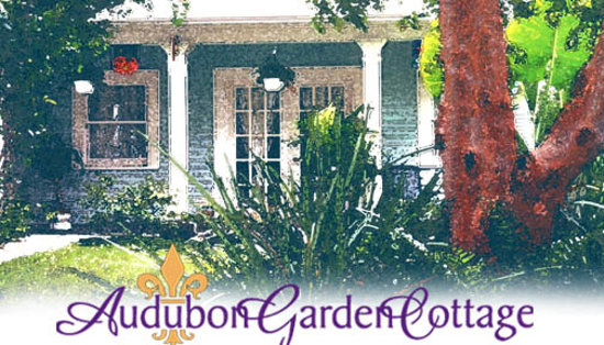 Audubon Garden Cottage