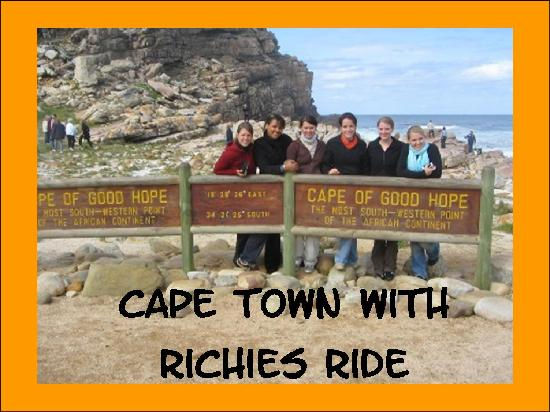Richies Ride Day Tours : Day and bicycle tours with Richies Ride