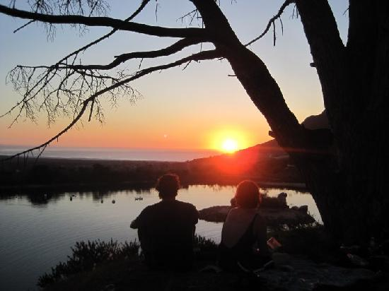 Richies Ride Day Tours : Beautiful African sunsets