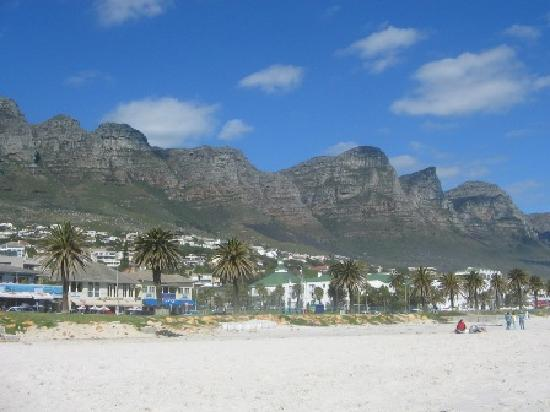 Richies Ride Day Tours: Twelve Aposteles in Cape Town