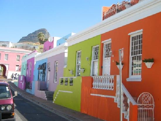 Richies Ride Day Tours : Bo-Kaap in Cape Town