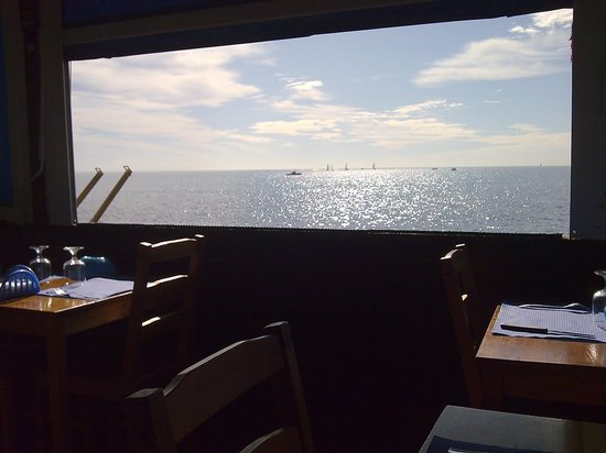 Santa Marinella, Italy: Panoramica autunnale