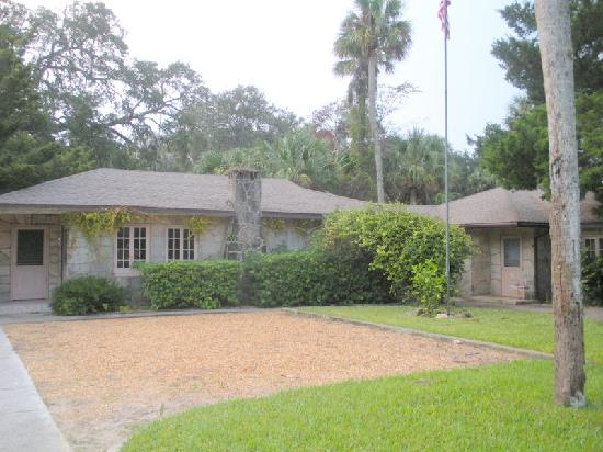 Palm Coast Villas: 1930's wing