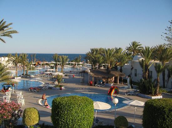 El Mouradi Djerba Menzel: larger pool preferred by majority of people