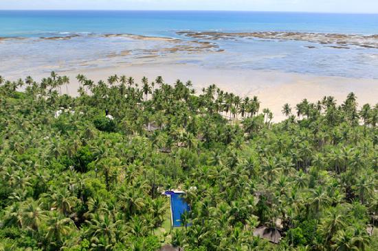 Hotel Vila dos Orixas : aereal view