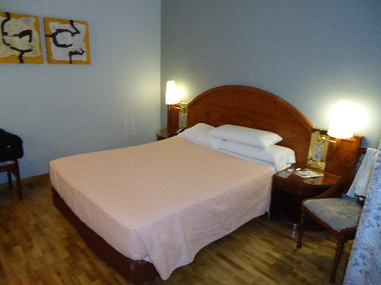 Hotel Rialto : Habitación