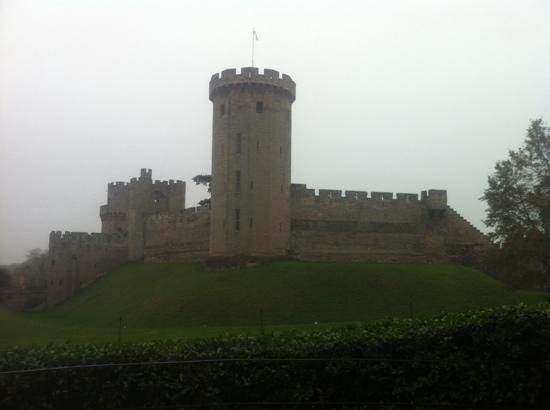 Warwickshire, UK: Warwick castle