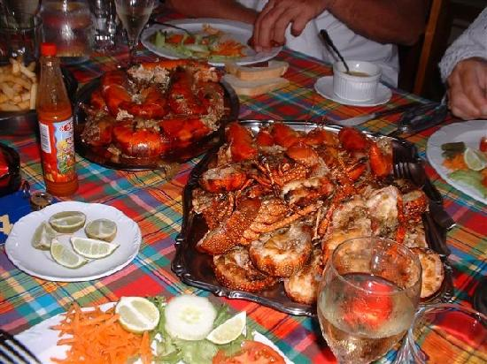 Sunset Bay Club's Lobster Palace, Dominica - Restaurant Reviews, Phone Number & Photos - TripAdvisor