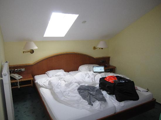 Hotel St. Florian: my room