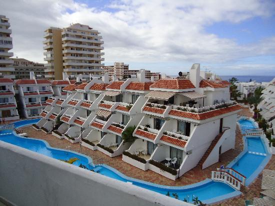 Las Floritas Apartments Pool Sea View