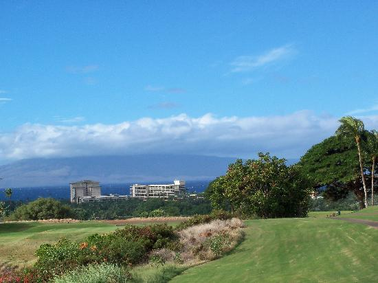 Kaanapali Kai Course at Kaanapali Golf Resort: View from course
