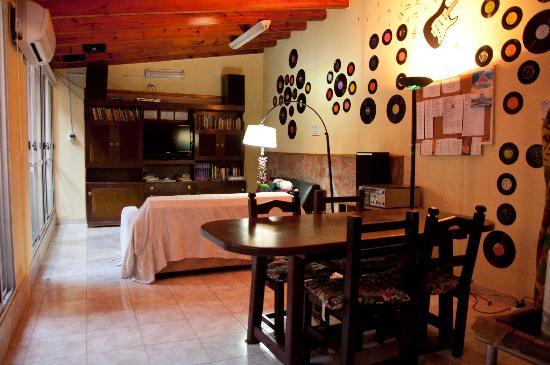 MT SOHO Hostel : espacios compartidos en MT SOHO