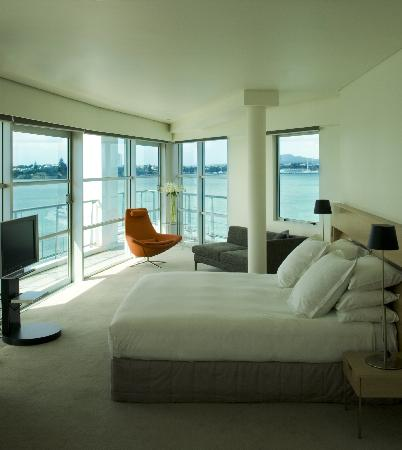 Hilton Auckland: Bow Suite