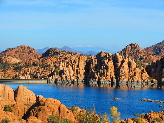 Prescott, AZ: Absolutely beautiful Lake Watson