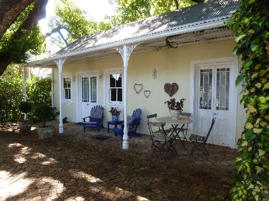 The Garden House: external