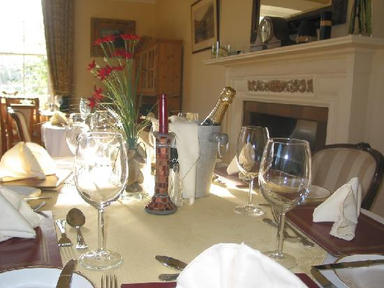 Alison House Hotel: Restaurant