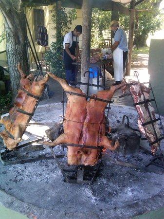 Tomas Jofre, الأرجنتين: Carne Asada