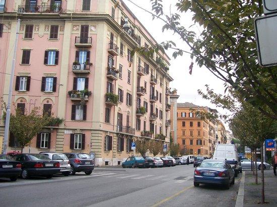 Rione Borgo