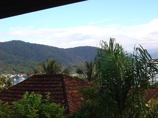 Pousada Naturalia : view