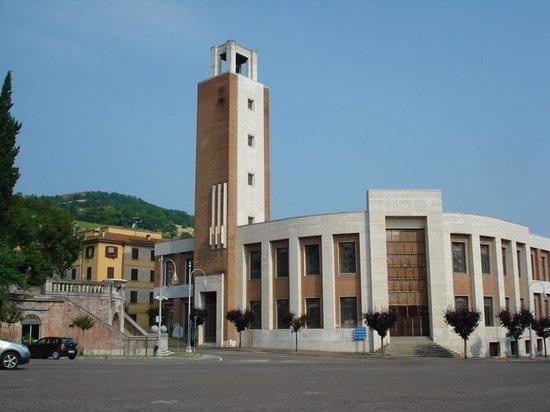 Casa del Fascio e dell'Ospitalita