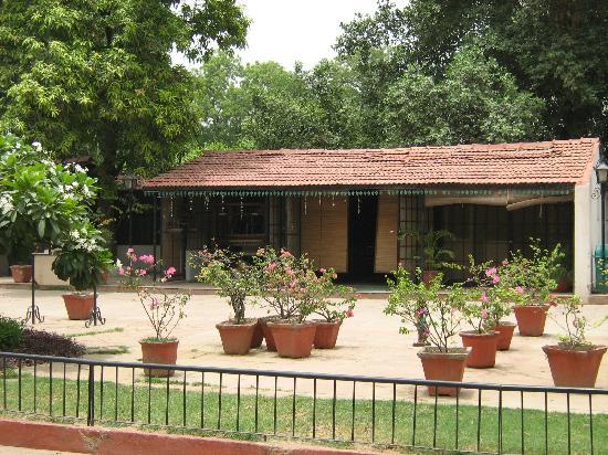 Gandhi Smriti : Casa onde Gandhi morou