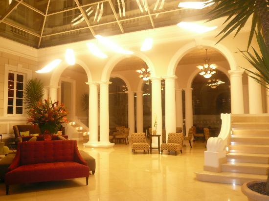 Casa Gangotena : Lobby