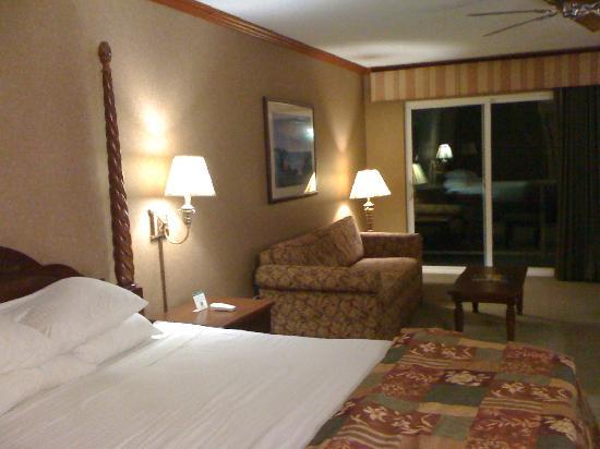 Elizabeth Oceanfront Suites: Comfortable