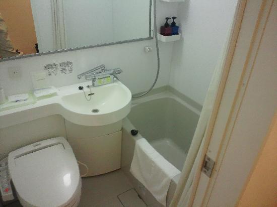 Hotel Dorf Shizuoka : bath