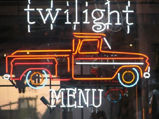 Pacific Pizza: Twilight Menu