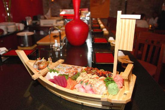 Rio 22: Sushi