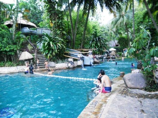 Aryaduta Lippo Village: so luscious swimming pool at Country Club