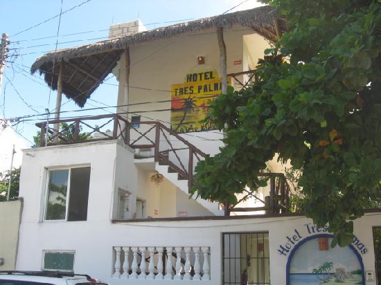Las Tres Palmas Hotel: Hotel Tres Palmas