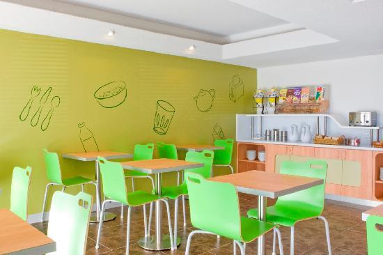 Ibis budget Wentworthville: Breakfast area