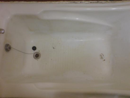 Daspalla Executive Court : Bath Tub in Room 105