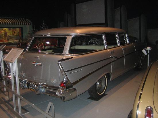 Antique Automobile Club of America Museum: 1958