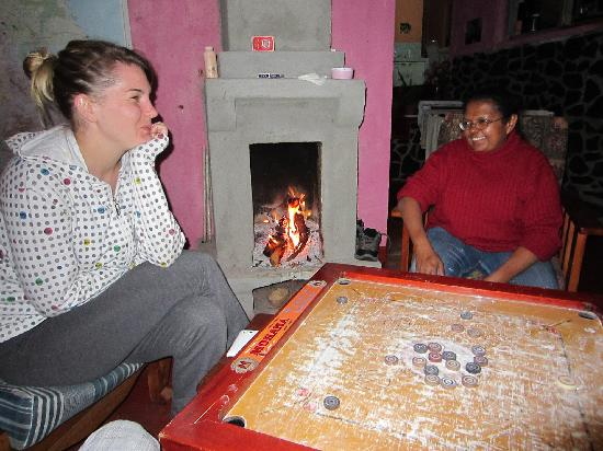 King Fern Bungalow: Carrom Introduction