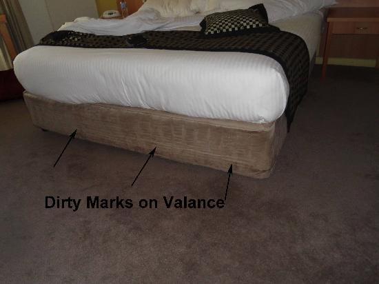 Mercure North Melbourne: Dirty Valance