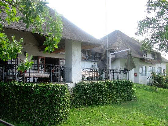 Buhala Lodge: Main house