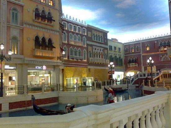 4cc4fe3eb78c The Grand Canal Shoppes at the Venetian Macau - Picture of The Grand ...