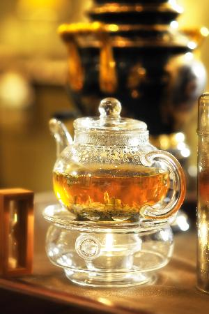 Taj Cape Town: Tea Club