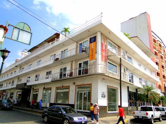 Hotel Rio Malecon Puerto Vallarta: The hotel Rio