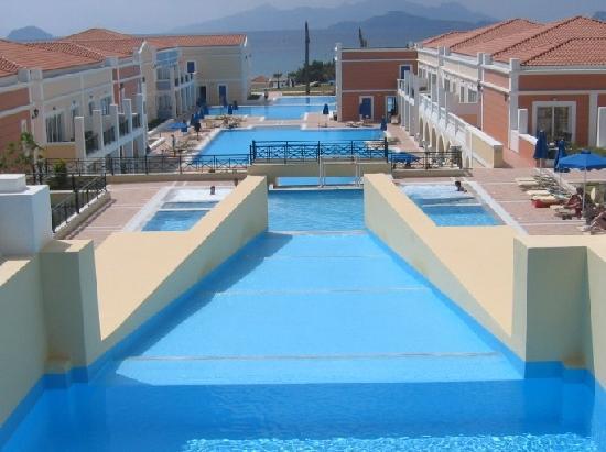 Atlantica Porto Bello Royal: negen zwembaden