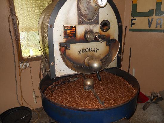 Benjor Beach Club: Tana Coffee