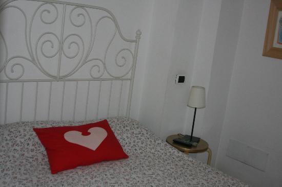 Rome Quiet Home: Chambre