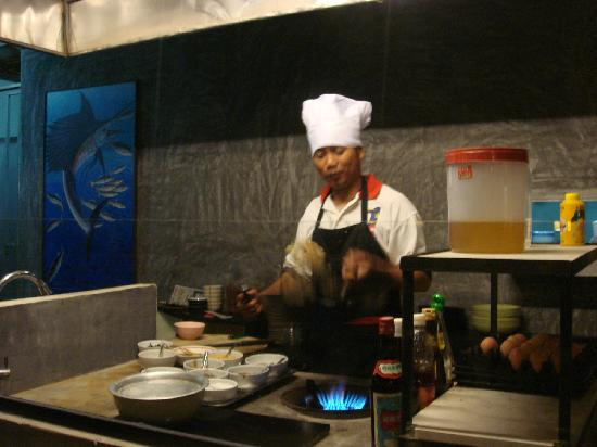 Laanlay Seafood : Our Chef