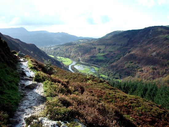 Precipice Walk: Mawddach Valley from Precipice