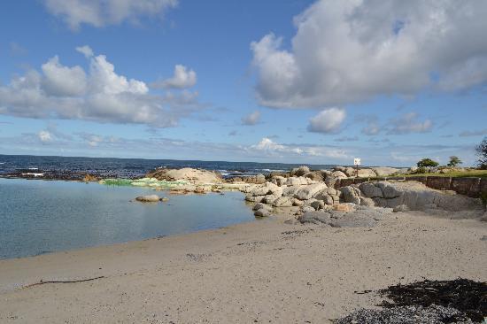 Al Villa Romantica La Spiaggia: close to the ocean